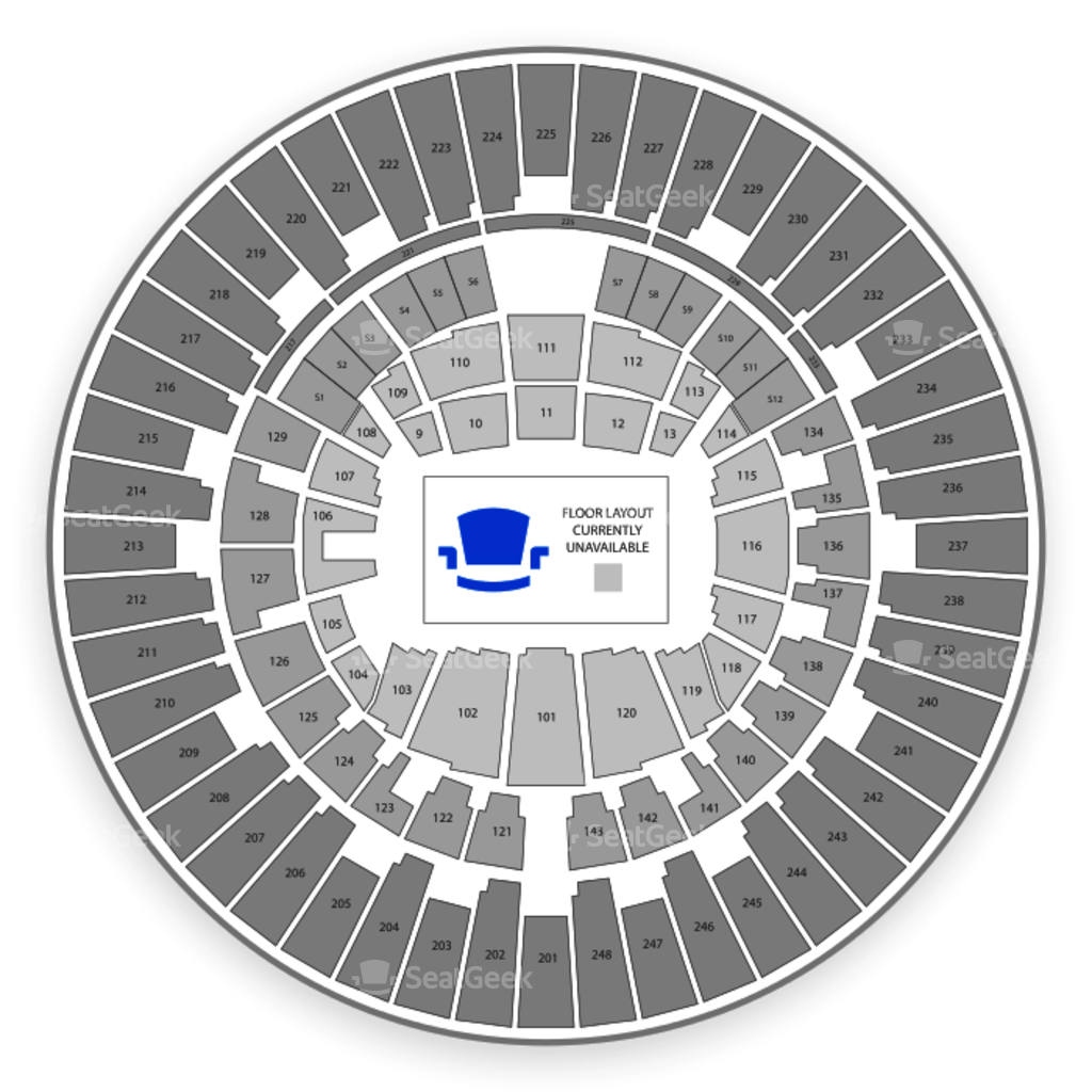 State farm center seating chart interactive seat map seatgeek