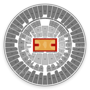 State Farm Center Seating Chart Concert
