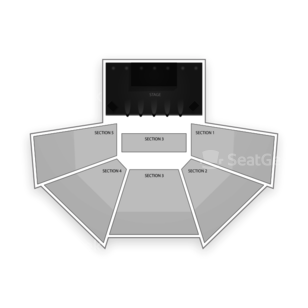 Kiva Auditorium Seating Chart Concert