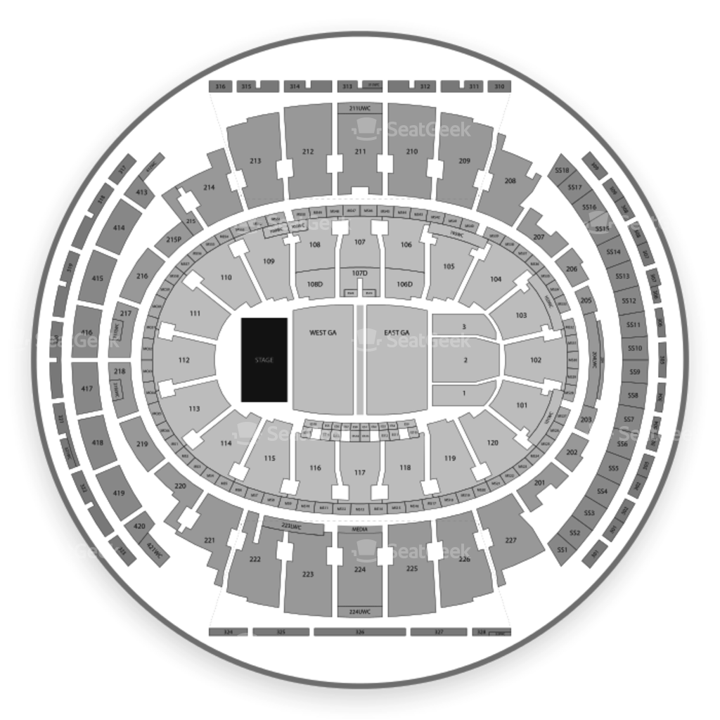 Beck - New York, July 7/19/2018 at Madison Square Garden Tickets ...