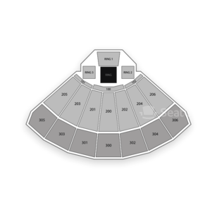 Madison Square Garden Seating Chart Boxing