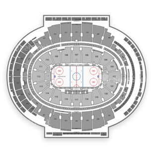 New York Rangers Seating Chart