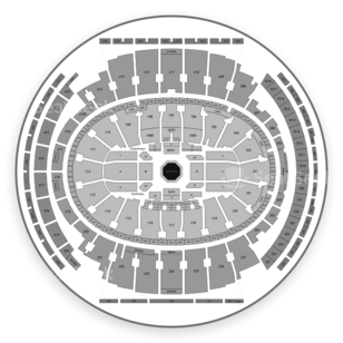 Madison Square Garden Seating Chart MMA
