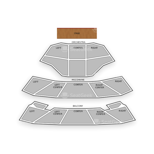 The Mansion Branson Seating Chart Concert