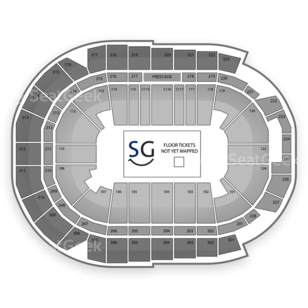 Wells Fargo Arena Seating Chart Wwe