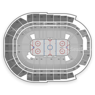 Iowa Wild Seating Chart