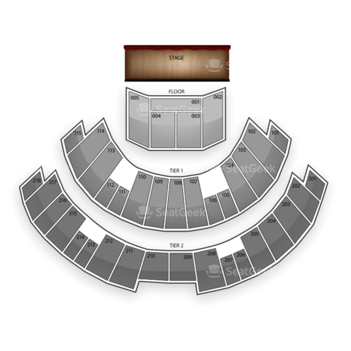 James L Knight Center Seating Chart