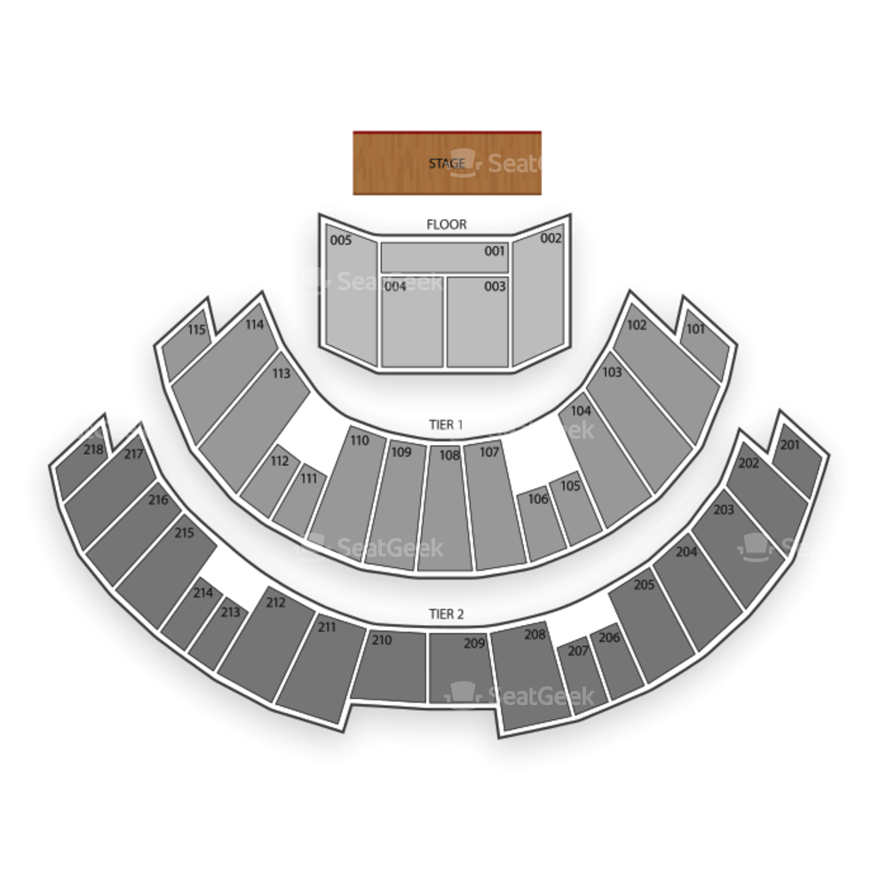 James L Knight Center Seating Chart Concert