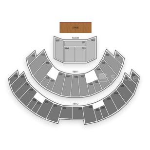 James L Knight Center Seating Chart Comedy