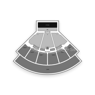 Glen Helen Amphitheater Seating Chart Concert