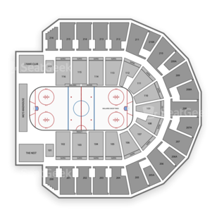 Quad City Mallards Seating Chart