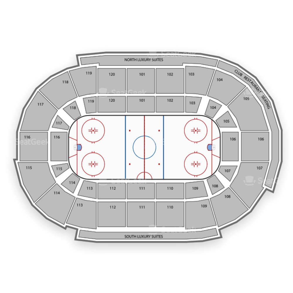 Florida Everblades Seating Chart