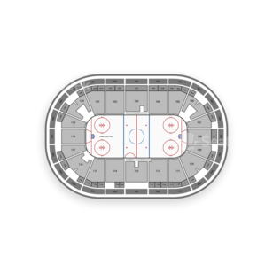 Boston University Terriers Hockey Seating Chart