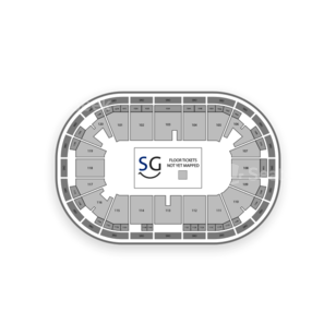 Agganis Arena Seating Chart Comedy