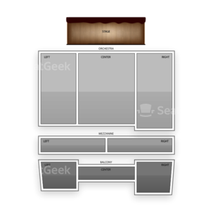 Ridgefield Playhouse Seating Chart Family