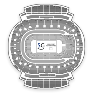 Scotiabank Saddledome Seating Chart Music Festival