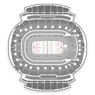 Scotiabank Saddledome Seating Chart Hockey