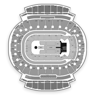Scotiabank Saddledome Seating Chart Concert