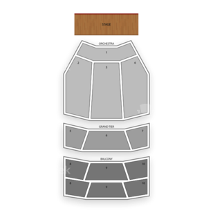 Durham Performing Arts Center Seating Chart Concert