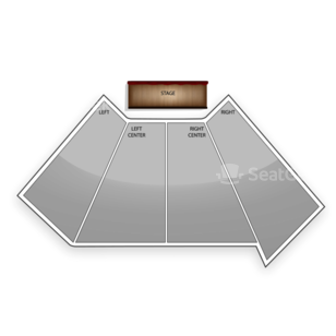 Red Robinson Show Theatre Seating Chart Concert