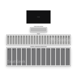 los angeles county fair seating chart parking interactive map seatgeek. Black Bedroom Furniture Sets. Home Design Ideas