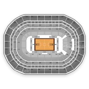Minnesota Timberwolves Seating Chart