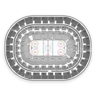 MTS Centre Seating Chart Minor League Hockey