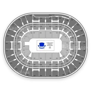 Cleveland Cavaliers Seating Chart