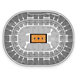 Ohio State Buckeyes Womens Basketball Seating Chart