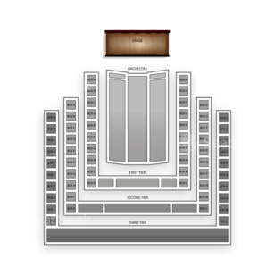 Benaroya Hall Seating Chart Dance Performance Tour