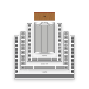 Benaroya Hall Seating Chart Comedy