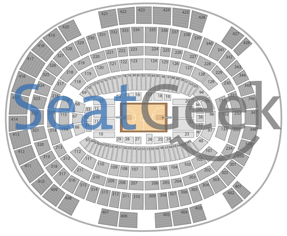 Attractive Madison Square Garden Seating Chart Knicks And Rangers Tba . Awesome Design
