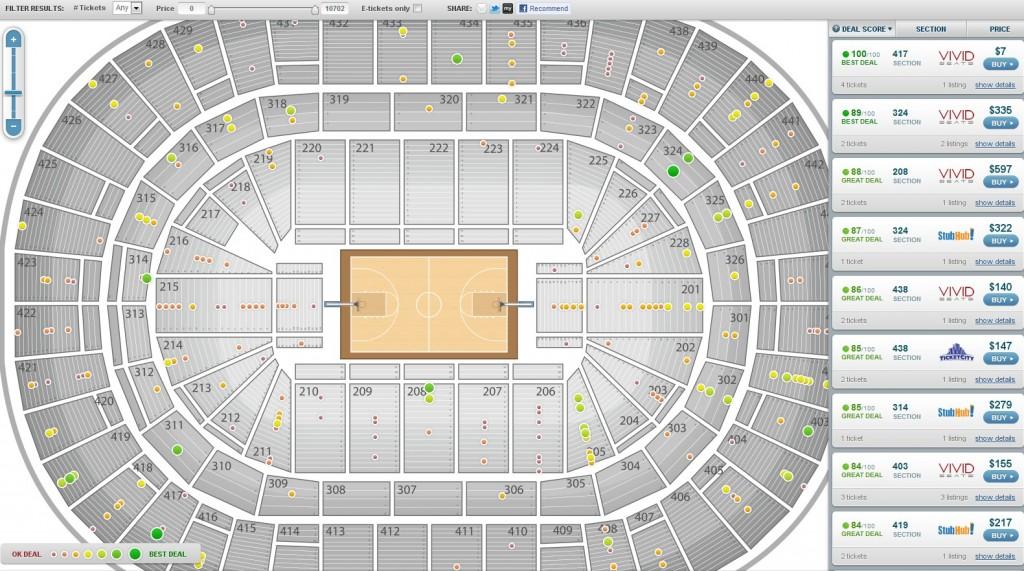 Arizona UConn tickets