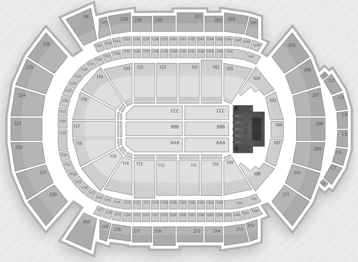 Justin Bieber Seating Chart Glendale Jobing.com Arena