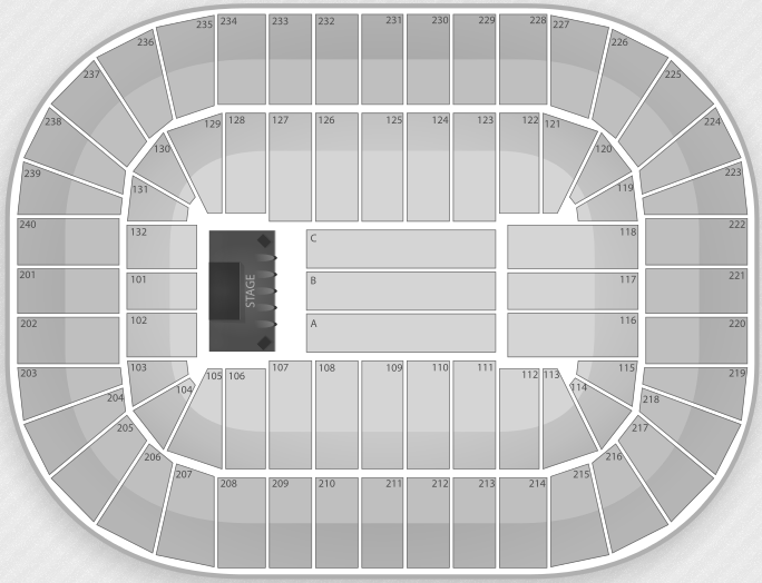 Justin Bieber Seating Chart Greensboro Coliseum