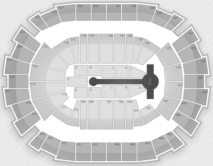 Justin Bieber Seating Chart Houston Toyota Center