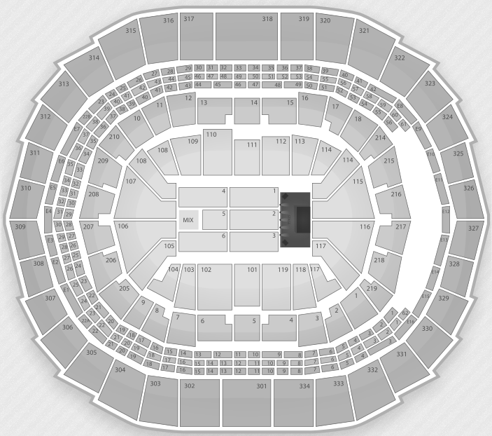 Justin Bieber Seating Chart Los Angeles Staples Center