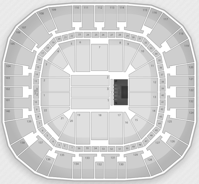 Justin Bieber Seating Chart Salt Lake City EnergySolutions Arena