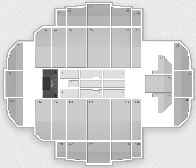 Justin Bieber Seating Chart Tacoma Dome