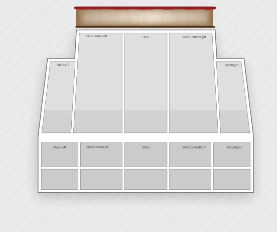 The Book of Mormon Pantages Theatre Seating Chart