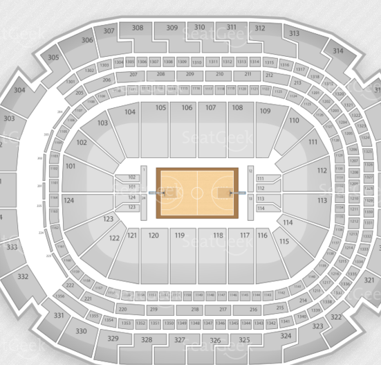 about the american airlines center