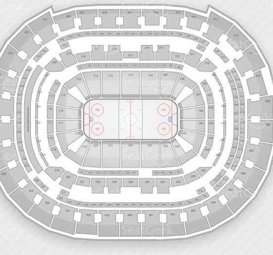 One Direction To Dominate DCs Verizon Center TBA - Verizon center seating map