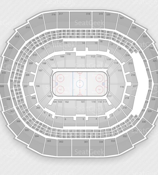 Staples Center Seating Chart for Lady Gaga's Performance
