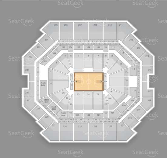 Barclays Center seating chart for Mumford & Sons' 2013 performance.