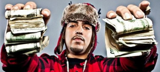 French Montana is heading out on tour in 2013.