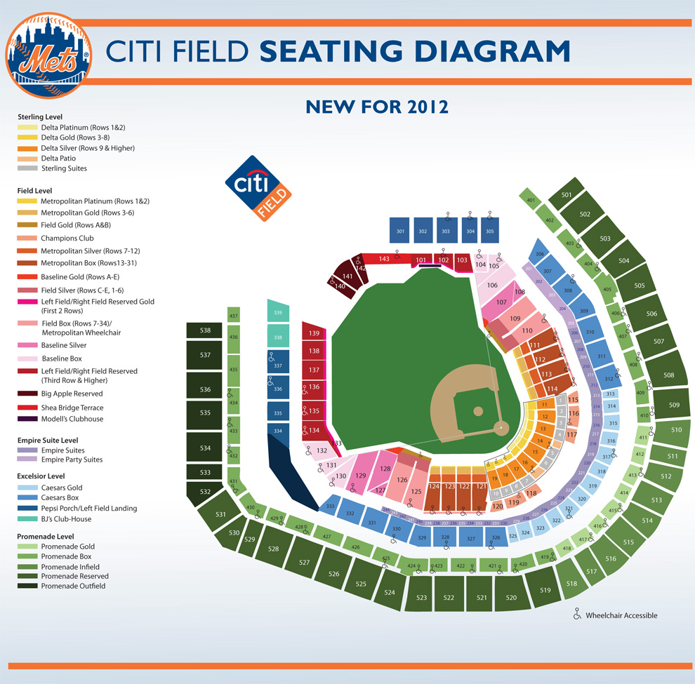 Citi field queens finest baseball stadium tba
