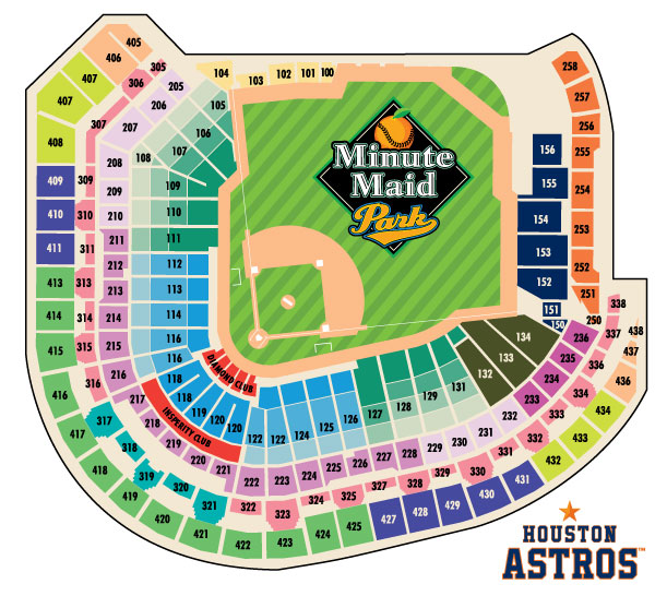 Minute maid park is your home for astros baseball tba