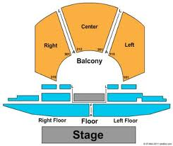House of Blues Houston concert seating