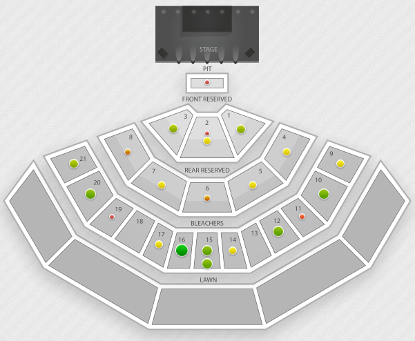 Marcus amphitheater seating chart heart impulsar co