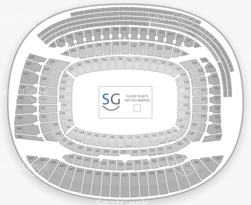 soldier field seating chart